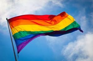 steagul homosexualilor lesbienelor curcubeu